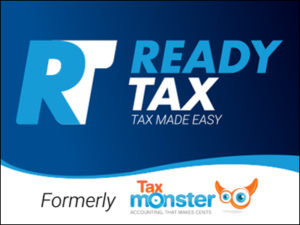 Tax Monster has moved to Ready Tax